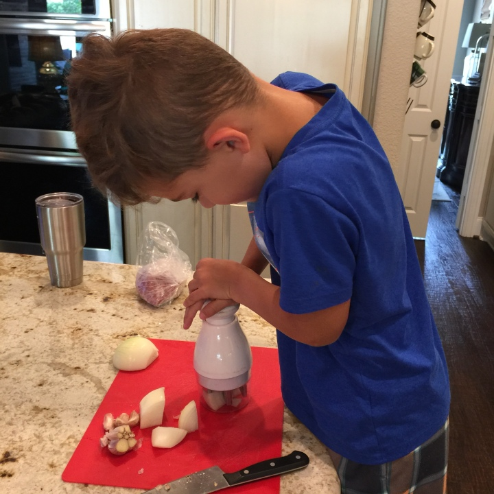 Back To School Routines: Food Prepping